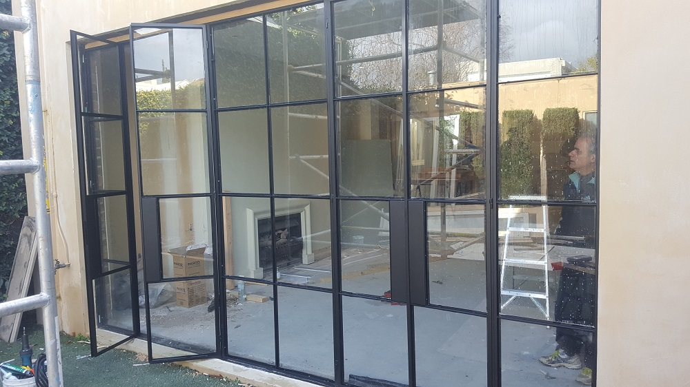 Steel framed windows in melbourne perfect for any home or for Steel windows