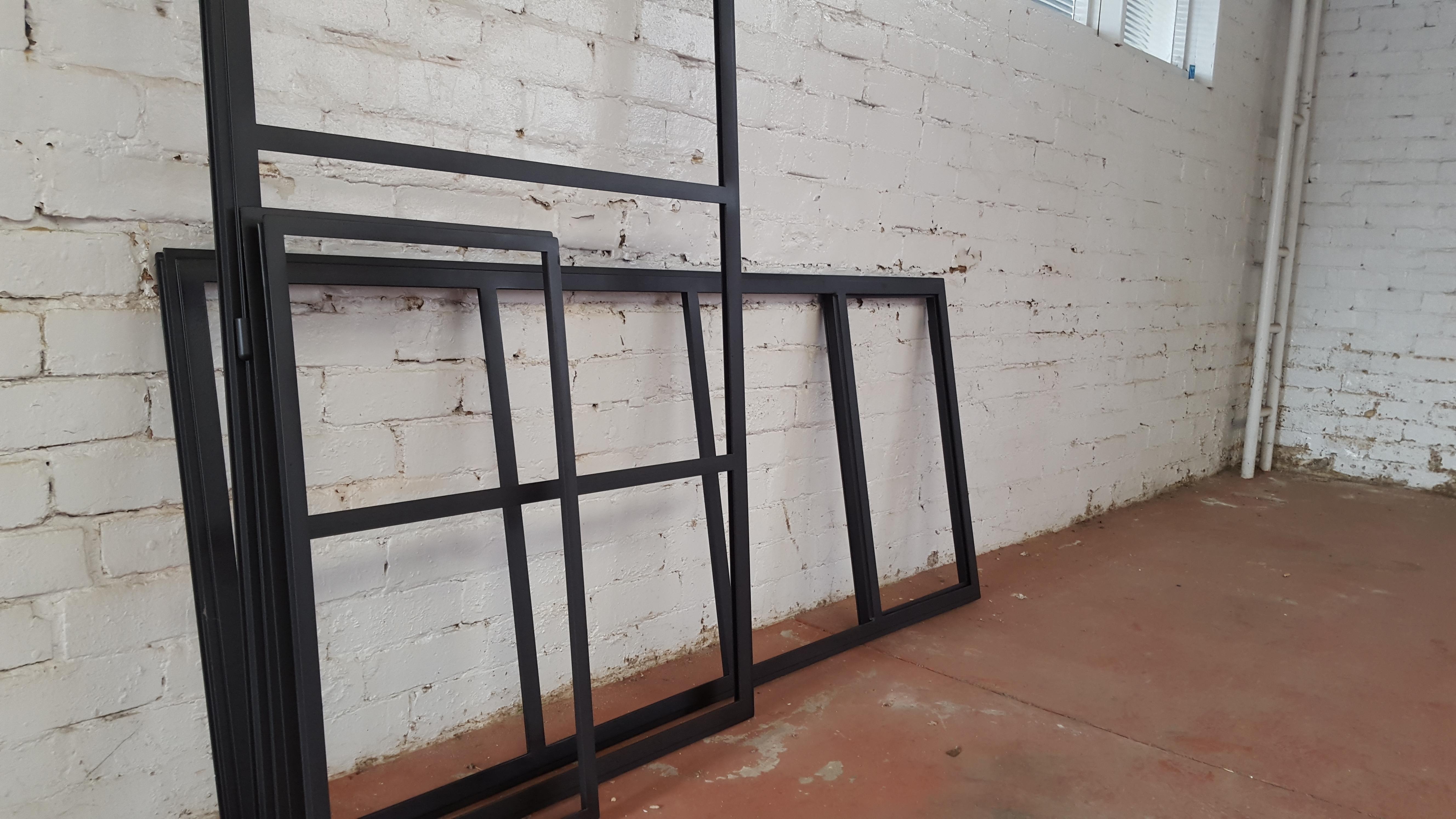 Steel frame windows and doors -  6f4d3e Brunswick Residence Steel Frame Windows Steel Frame Doors And Windows 1069 File 531229881069