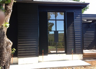 daylesford steel frame windows